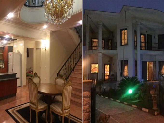 اجاره ویلا در متل قو ، سلمان شهر- کد 217