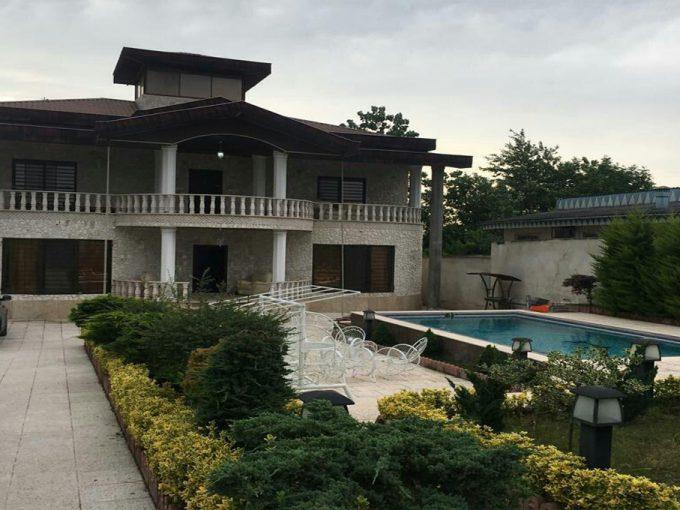 اجاره ویلا در متل قو ، سلمان شهر- کد 222